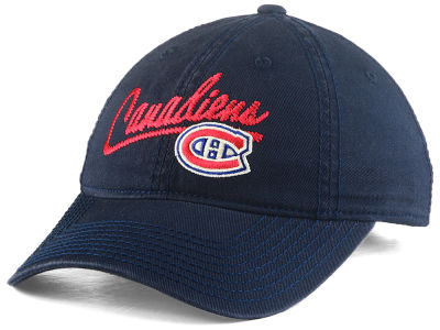 Montreal Canadiens adidas NHL Women's Slouch Adjustable Cap
