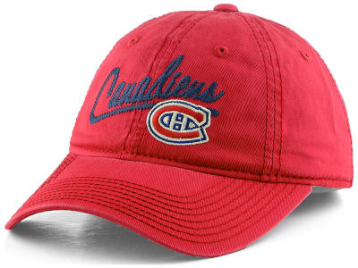Montreal Canadiens adidas NHL Women's Alternate Slouch Adjustable Cap