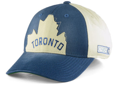 Toronto Maple Leafs CCM CCM NHL M892Z Structured Flex Cap