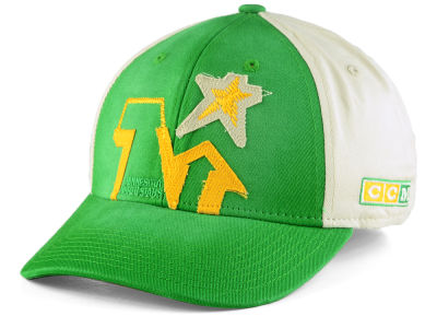 Minnesota North Stars CCM CCM NHL M892Z Structured Flex Cap
