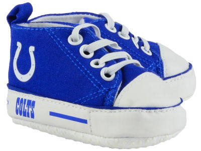 Indianapolis Colts Baby Fanatic High Top Pre-Walkers
