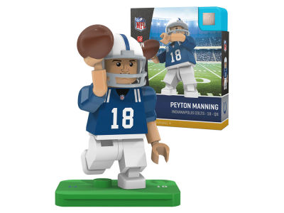 Indianapolis Colts Peyton Manning OYO Figure Generation 4