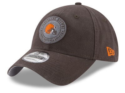 Cleveland Browns New Era NFL The Varsity 9TWENTY Cap