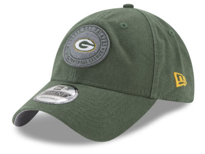 Green Bay Packers New Era NFL The Varsity 9TWENTY Cap