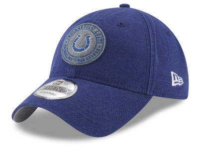 Indianapolis Colts New Era NFL The Varsity 9TWENTY Cap