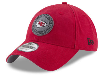 Kansas City Chiefs New Era NFL The Varsity 9TWENTY Cap