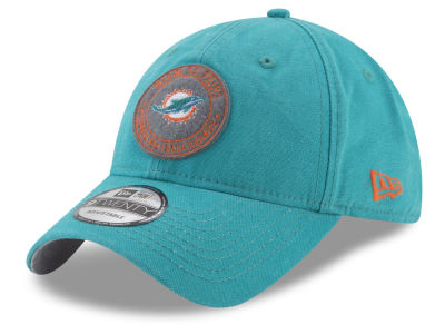 new styles ad706 b0305 Miami Dolphins New Era NFL The Varsity 9TWENTY Cap