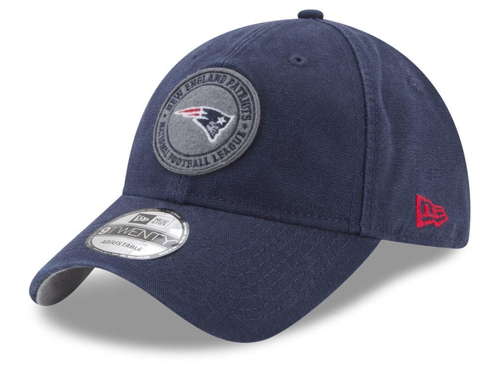 d009050ee3a New England Patriots New Era NFL The Varsity 9TWENTY Cap