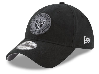 Oakland Raiders New Era NFL The Varsity 9TWENTY Cap