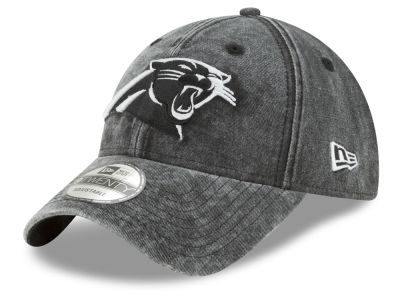 Carolina Panthers New Era NFL Italian Wash 9TWENTY Cap