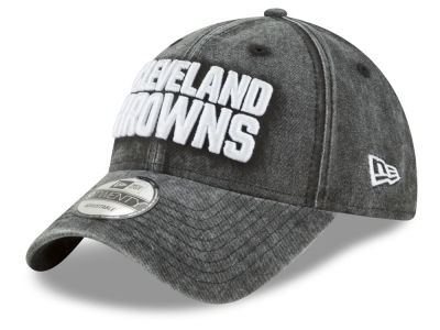 Cleveland Browns New Era NFL Italian Wash 9TWENTY Cap