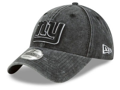 New York Giants New Era NFL Italian Wash 9TWENTY Cap