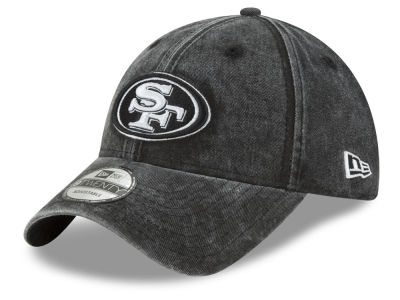 San Francisco 49ers New Era NFL Italian Wash 9TWENTY Cap