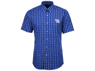 Kentucky Wildcats Antigua NCAA Men's Endorse Button Down Shirt