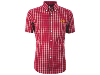Iowa State Cyclones Antigua NCAA Men's Endorse Button Down Shirt