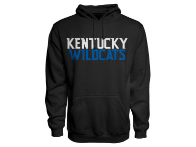 Kentucky Wildcats Colosseum NCAA Men's 3 Stack Logo Hoodie