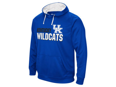 Kentucky Wildcats Colosseum NCAA Men's Stack Performance Hoodie