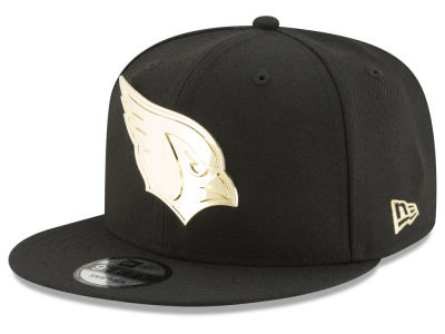 Arizona Cardinals New Era NFL O'Gold 9FIFTY Snapback Cap