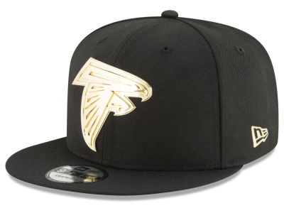 Atlanta Falcons New Era NFL O'Gold 9FIFTY Snapback Cap