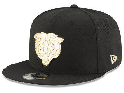 Chicago Bears New Era NFL O'Gold 9FIFTY Snapback Cap