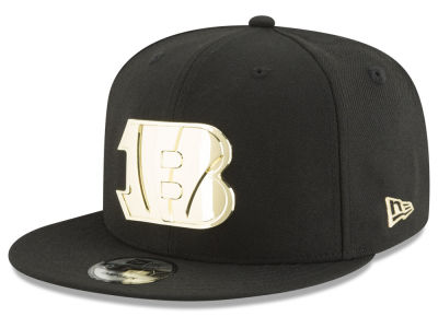 Cincinnati Bengals New Era NFL O'Gold 9FIFTY Snapback Cap