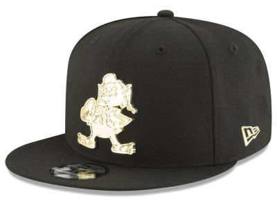 Cleveland Browns New Era NFL O'Gold 9FIFTY Snapback Cap