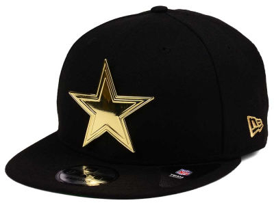 Dallas Cowboys New Era NFL O'Gold 9FIFTY Snapback Cap