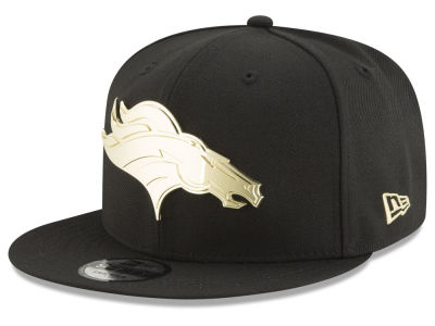 Denver Broncos New Era NFL O'Gold 9FIFTY Snapback Cap