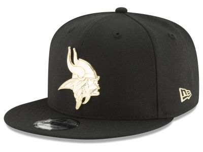 Minnesota Vikings New Era NFL O'Gold 9FIFTY Snapback Cap