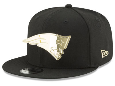 New England Patriots New Era NFL O'Gold 9FIFTY Snapback Cap