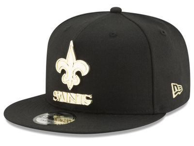 New Orleans Saints New Era NFL O'Gold 9FIFTY Snapback Cap