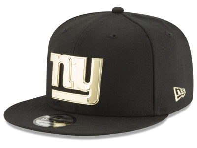 New York Giants New Era NFL O'Gold 9FIFTY Snapback Cap