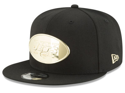 New York Jets New Era NFL O'Gold 9FIFTY Snapback Cap