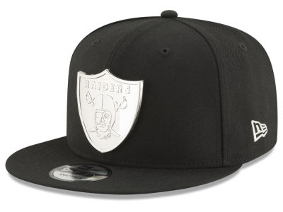 Oakland Raiders New Era NFL O'Gold 9FIFTY Snapback Cap