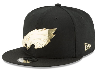 Philadelphia Eagles New Era NFL O'Gold 9FIFTY Snapback Cap