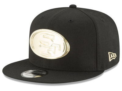San Francisco 49ers New Era NFL O'Gold 9FIFTY Snapback Cap