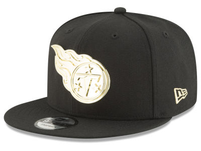 Tennessee Titans New Era NFL O'Gold 9FIFTY Snapback Cap