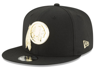 Washington Redskins New Era NFL O'Gold 9FIFTY Snapback Cap