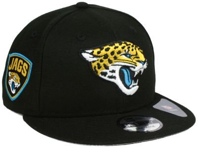 Jacksonville Jaguars New Era NFL Anniversary Patch 9FIFTY Snapback Cap