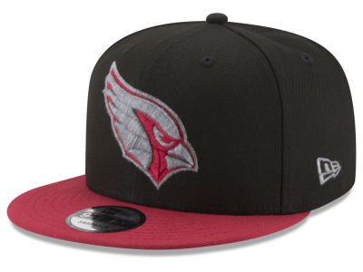 Arizona Cardinals New Era NFL Heather Pop 9FIFTY Snapback Cap