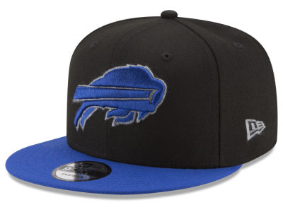 Buffalo Bills New Era NFL Heather Pop 9FIFTY Snapback Cap