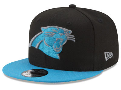 Carolina Panthers New Era NFL Heather Pop 9FIFTY Snapback Cap
