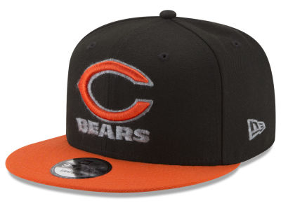 Chicago Bears New Era NFL Heather Pop 9FIFTY Snapback Cap