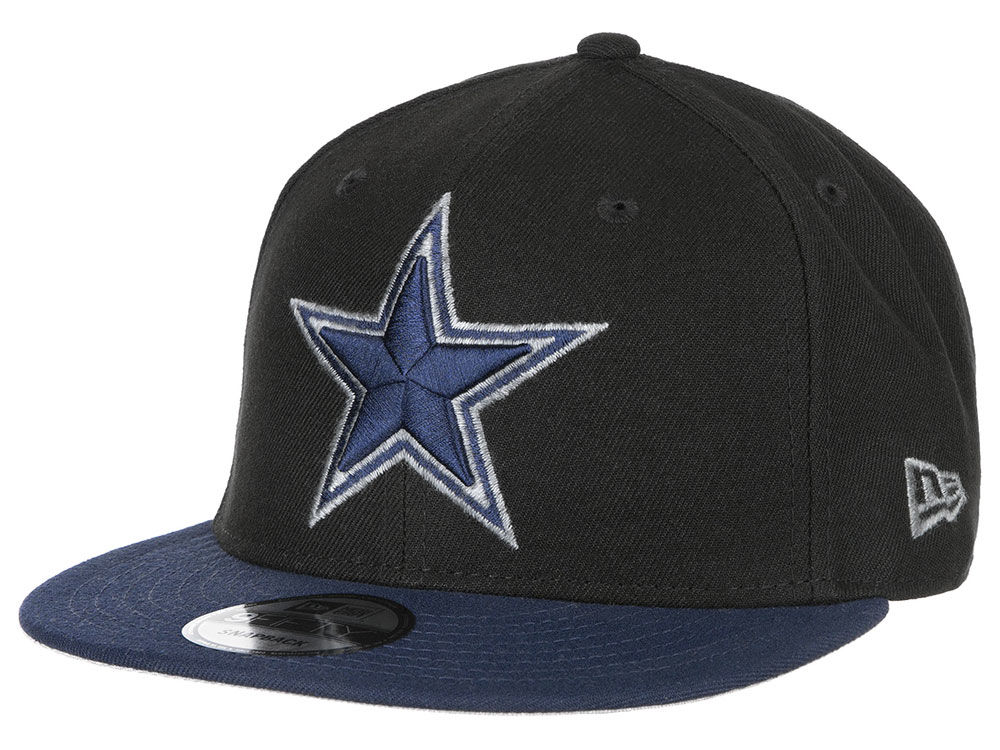 b1d8a30683a Dallas Cowboys New Era NFL Heather Pop 9FIFTY Snapback Cap