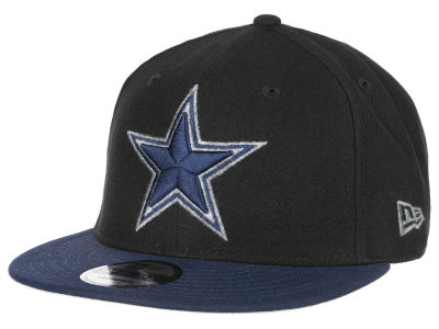 Dallas Cowboys New Era NFL Heather Pop 9FIFTY Snapback Cap