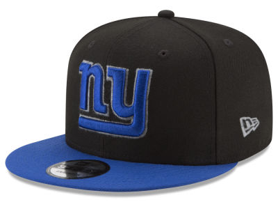 New York Giants New Era NFL Heather Pop 9FIFTY Snapback Cap