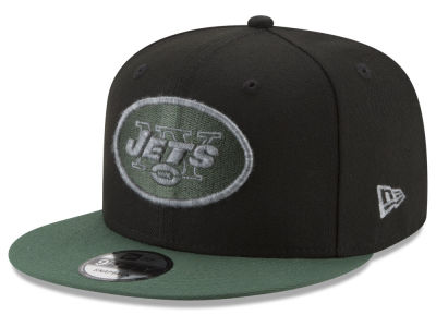 New York Jets New Era NFL Heather Pop 9FIFTY Snapback Cap
