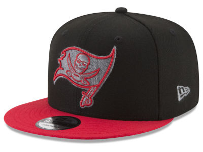 Tampa Bay Buccaneers New Era NFL Heather Pop 9FIFTY Snapback Cap