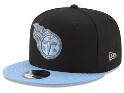 Tennessee Titans New Era NFL Heather Pop 9FIFTY Snapback Cap