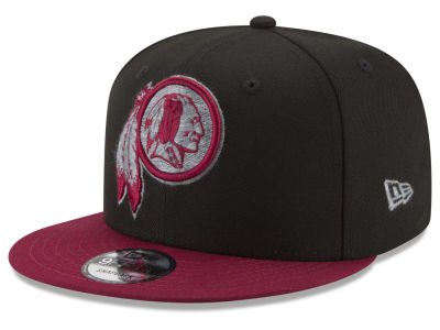 Washington Redskins New Era NFL Heather Pop 9FIFTY Snapback Cap